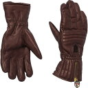 ヘスタ Hestra メンズ 手袋・グローブ【Leather Swisswool Classic Gloves - Insulated】Brown