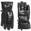 マンツェラ Manzella レディース スキー・スノーボード グローブ【Kula Ski Gloves - Waterproof, Insulated】Black