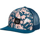 ショッピングボタニスト テンツリー tentree レディース キャップ トラッカーハット 帽子【Botanist Trucker Hat】Legion Blue