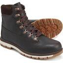 ショッピングD90 ティンバーランド Timberland メンズ ブーツ シューズ・靴【Radford 6 D-Rings Boots - Waterproof, Leather】Dark Brown Full Grain