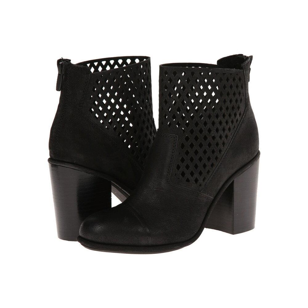 カルバンクライン レディース シューズ・靴 ブーツ【Melina】Black Leather カルバンクライン レディース シューズ・靴 ブーツ Black Leather 【サイズ交換無料】
