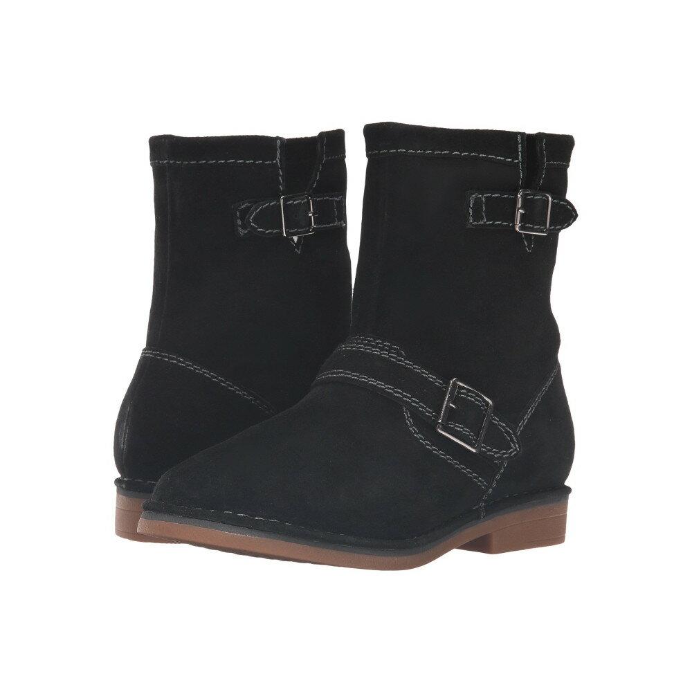 ハッシュパピー レディース シューズ・靴 ブーツ【Aydin Catelyn】Black Suede ハッシュパピー レディース シューズ・靴 ブーツ Black Suede 【サイズ交換無料】