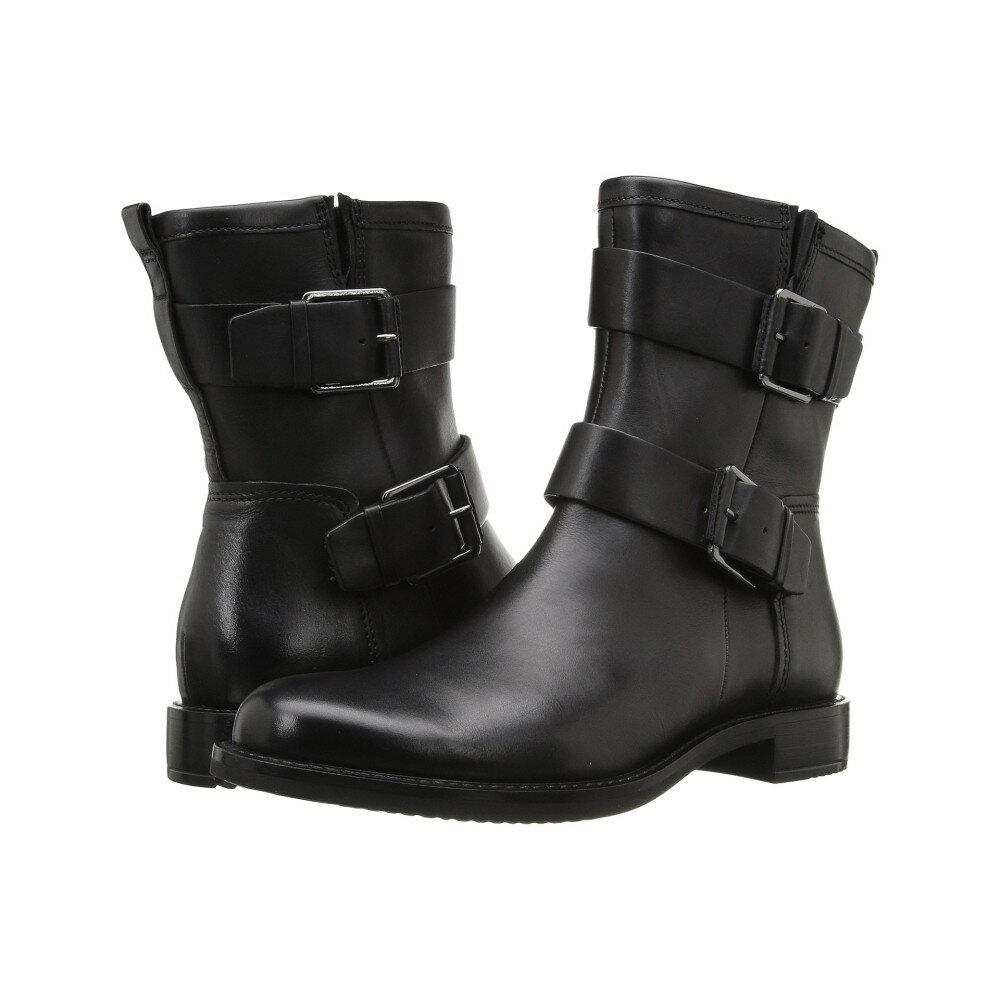 エコー レディース シューズ・靴 ブーツ【Shape 25 Boot】Black Cow Leather エコー レディース シューズ・靴 ブーツ Black Cow Leather 【サイズ交換無料】