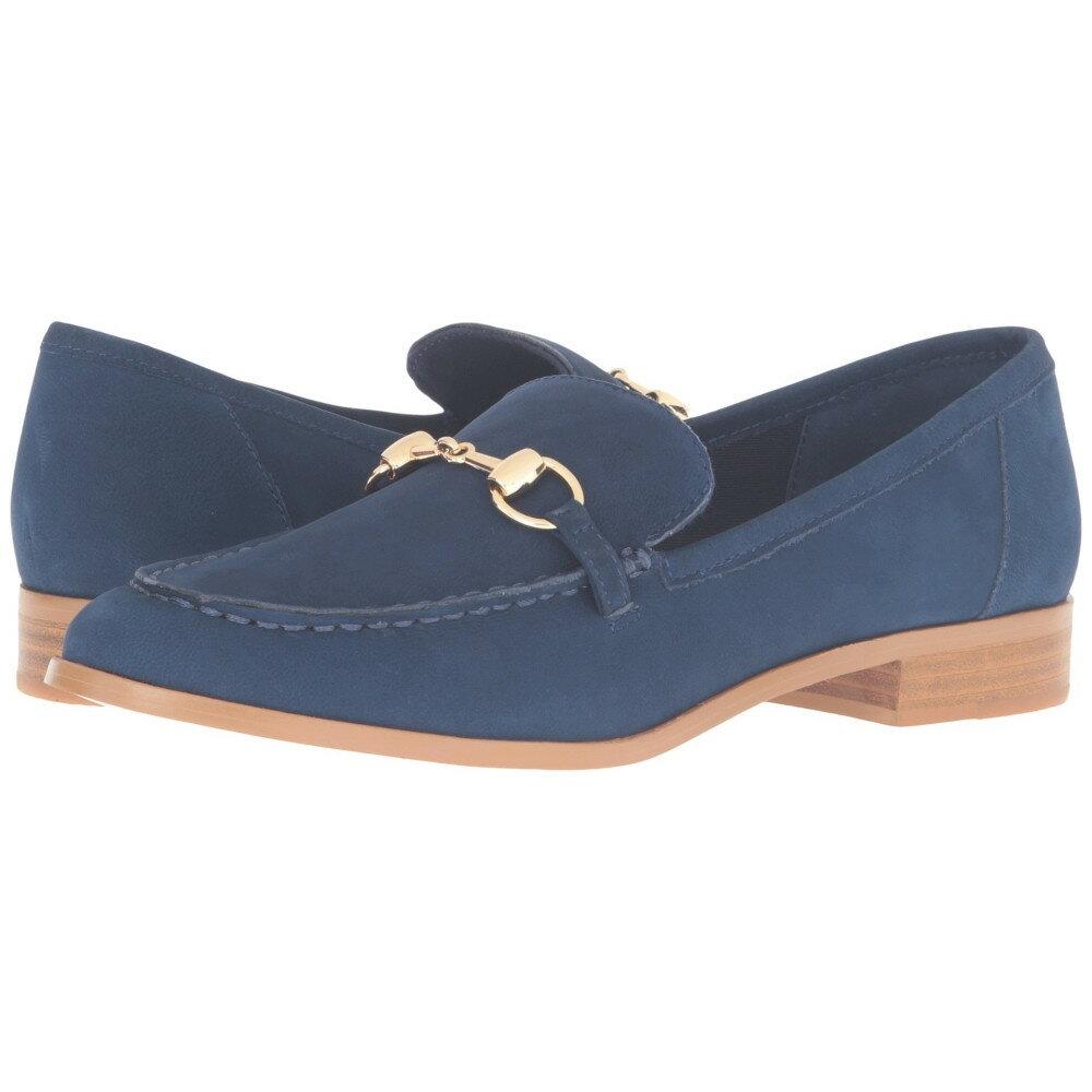 スティーブン レディース シューズ・靴 ローファー・オックスフォード【Quebec】Blue Nubuck スティーブン レディース シューズ・靴 ローファー・オックスフォード Blue Nubuck 【サイズ交換無料】【?浅い】