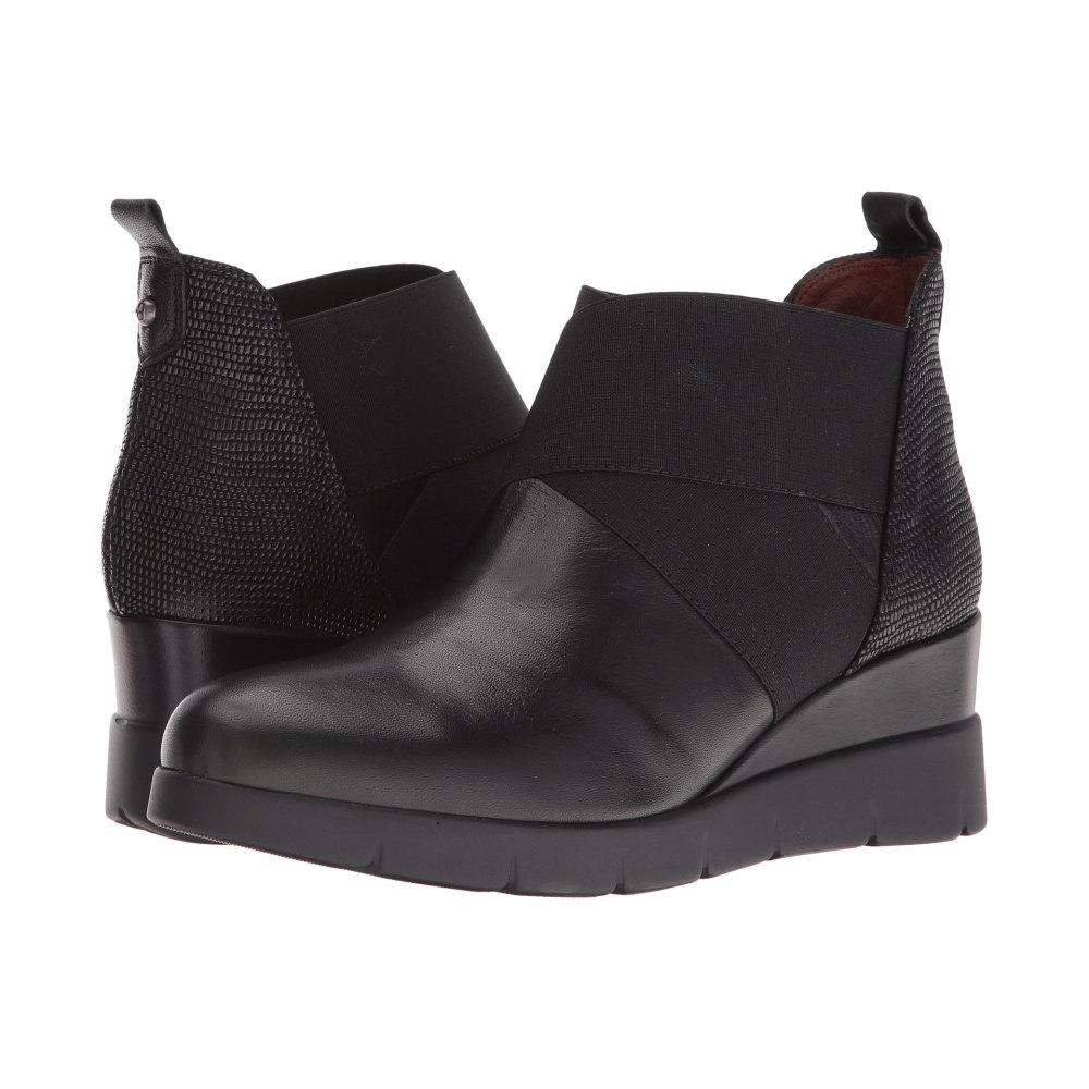 ヒスパニタス レディース シューズ・靴 ブーツ【Lyra】Soho Black/Lizard Black ヒスパニタス レディース シューズ・靴 ブーツ Soho Black/Lizard Black 【サイズ交換無料】