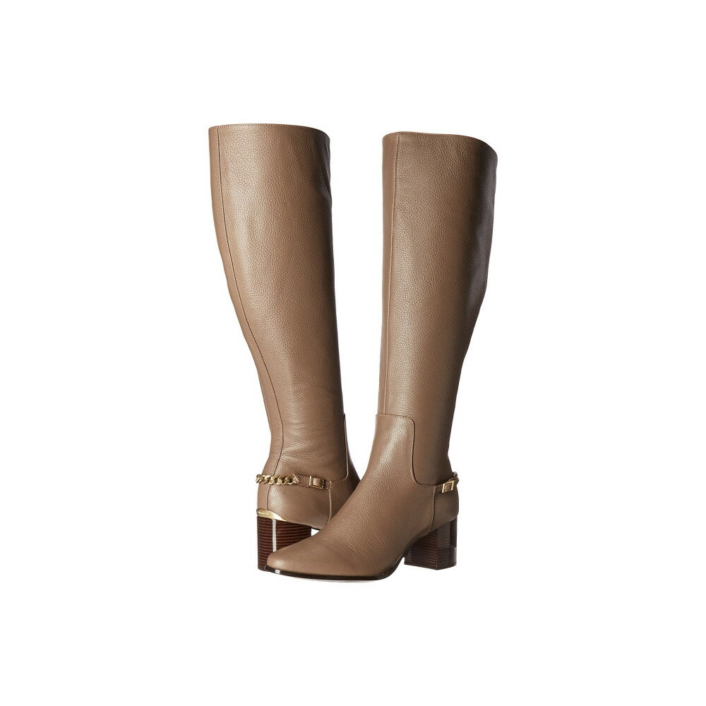 カルバンクライン レディース シューズ・靴 ブーツ【Fabrice】Winter Taupe Waxy Tumbled Leather カルバンクライン レディース シューズ・靴 ブーツ Winter Taupe Waxy Tumbled Leather 【サイズ交換無料】あいち