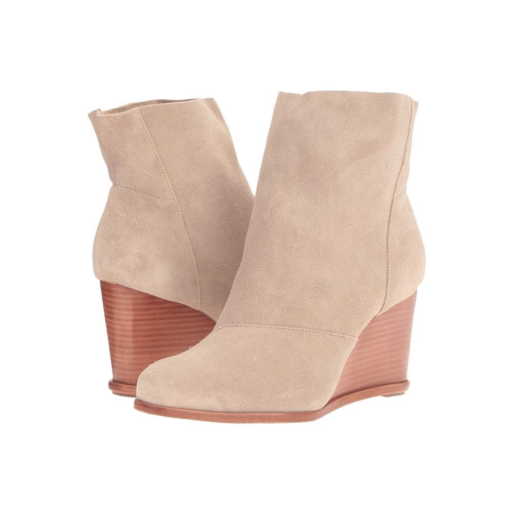 マット バーンソン レディース シューズ・靴 ブーツ【Brooklyn】Taupe Suede マット バーンソン レディース シューズ・靴 ブーツ Taupe Suede 【サイズ交換無料】