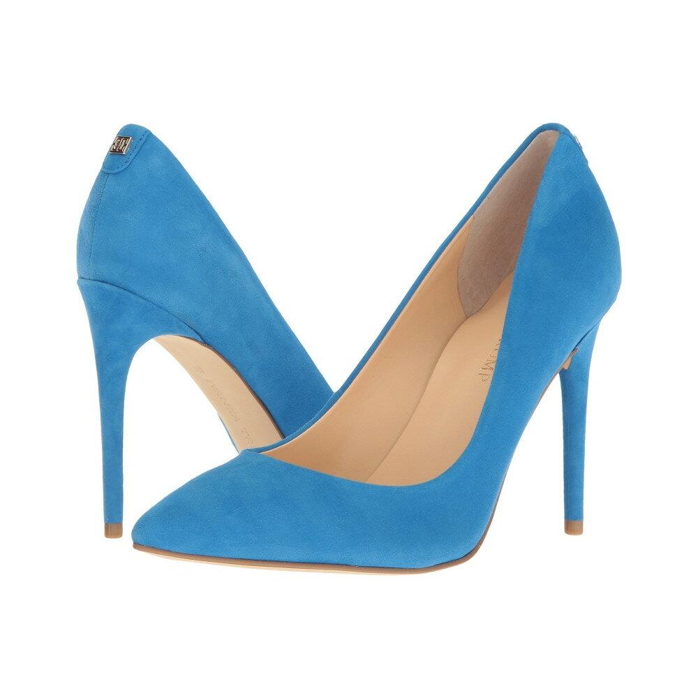 イヴァンカ トランプ レディース シューズ・靴 ヒール【Kayden 4】Blue Suede イヴァンカ トランプ レディース シューズ・靴 ヒール Blue Suede 【サイズ交換無料】【生きているような】