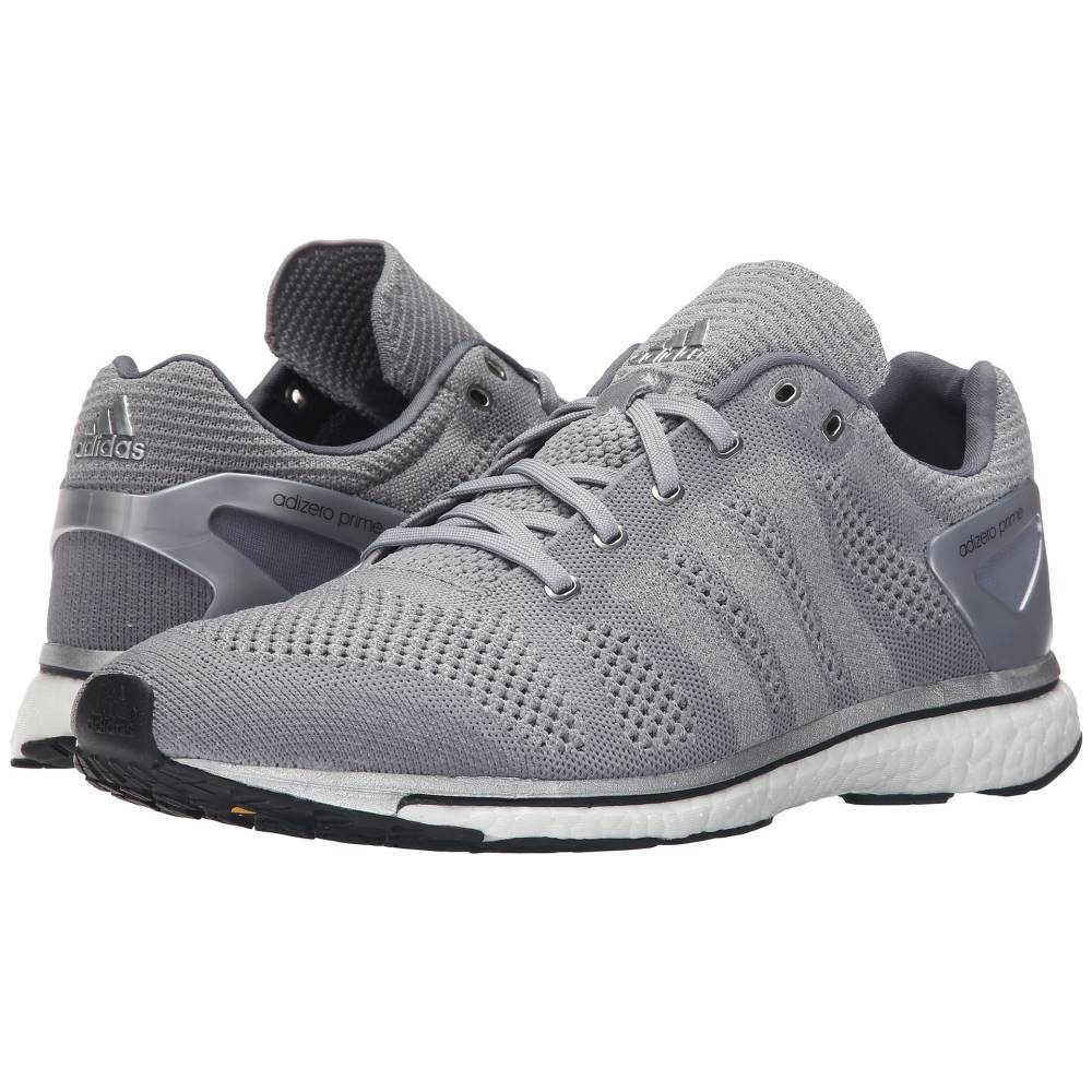 アディダス メンズ ランニング・ウォーキング シューズ・靴【Adizero Prime LTD】Mid Grey/Silver/White