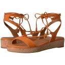 ショッピンググラディエーター フライ レディース シューズ・靴 サンダル・ミュール【Miranda Gladiator】Orange Suede