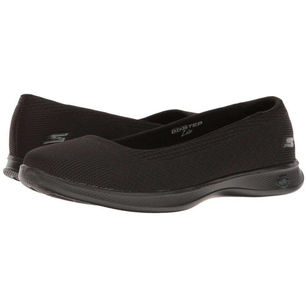 スケッチャーズ レディース シューズ・靴 スニーカー【Go Step Lite - Solace】Black