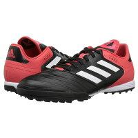 アディダス adidas メンズ サッカー シューズ・靴【Copa Tango 18.3 Turf】Black/White/Real Coralの画像