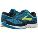 ブルックス Brooks メンズ ランニング・ウォーキング シューズ・靴【Revel】Methyl Blue/Lime Popsicle/Black