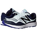 �˥塼�Х�� New Balance ��ǥ����� ���˥󥰡����������� ���塼��������Fresh Foam Gobi��Navy/Light Blue