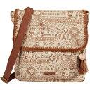 ショッピングタバコ サックルーツ Sakroots レディース バックパック・リュック バッグ【Artist Circle Convertible Backpack】Tobacco Batik World