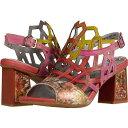 ショッピングミュール スプリングステップ L'Artiste by Spring Step レディース サンダル・ミュール シューズ・靴【Sanstar】Red Multi