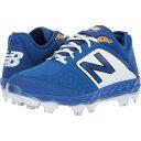 ニューバランス New Balance メンズ 野球 シューズ・靴【PL3000v4】Royal/White