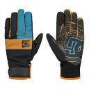 ディーシー メンズ スキー・スノーボード グローブ【Antuco Gloves】Faience