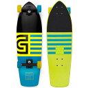 ゴールドコースト ユニセックス スケートボード ボード・板【Jetty Cruiser Complete】Blue