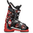 ノルディカ Nordica メンズ スキー・スノーボード シューズ・靴【Speedmachine 110 Ski Boots 2019】Black/Red/White