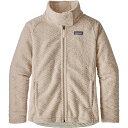 パタゴニア Patagonia レディース トップス フリース【Diamond Capra Jacket Fleece】Calcium