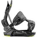 フロー Flow メンズ スキー・スノーボード ビンディング【Fenix Snowboard Bindings 2020】Black