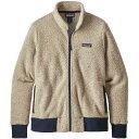 パタゴニア Patagonia レディース フリース トップス【Woolyester Jacket Fleece】Oatmeal Heather