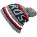 ショッピング帽子 ロシニョール Rossignol メンズ ニット ビーニー 帽子【Gary Beanie】Heather Grey