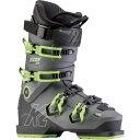 ケーツー K2 メンズ スキー・スノーボード ブーツ シューズ・靴【Recon 120 MV My Heat Ski Boots 2020】Dark Grey/Green