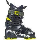 フィッシャー Fischer メンズ スキー・スノーボード ブーツ シューズ・靴【Ranger One 100 Ski Boots 2020】Black/Black