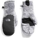 ザ ノースフェイス The North Face レディース スキー スノーボード ミトン グローブ【Osito Mittens】Mid Grey/Asphalt Grey