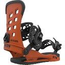 ユニオン Union ユニセックス スキー・スノーボード ビンディング【STR Snowboard Bindings 2021】Burnt Orange