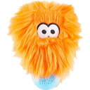 West Paw ウェストパウ ペットグッズ 犬用品 おもちゃ 【Rowdies Rosebud Squeaky Plush Dog Toy】Orange