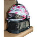 Pet Gear ペットギア ペットグッズ 犬用品 キャリーバッグ 【VIEW 360 Dog & Cat Carrier Bag】Floral