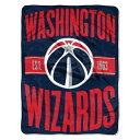 ショッピングブランケット ノースウエスト Northwest ユニセックス 雑貨 ブランケット【Washington Wizards Plush Blanket】Navy
