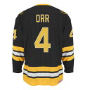 CCM メンズ トップス【Boston Bruins Adult Bobby Orr Authentic Heroes of Hockey ...