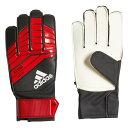 アディダス adidas ユニセックス サッカー グローブ【Predator Junior Goalie Gloves】Red