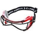 アンダーアーマー Under Armour ユニセックス ラクロス ゴーグル【Illusion 2 Lacrosse Goggles】Red