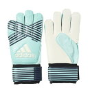 アディダス adidas ユニセックス サッカー グローブ【Adult Ace Replique Soccer Goalie Gloves】Aqua