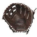 ルイスビルスラッガー Louisville Slugger ユニセックス 野球 グローブ【TPX 11.75 Inch Right Hand Throw Baseball Glove】Dark Brown