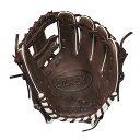 ルイスビルスラッガー Louisville Slugger ユニセックス 野球 グローブ【TPX 11.25 Inch Right Hand Throw Baseball Glove】Dark Brown