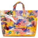ショッピングLOW コム デ ギャルソン Comme des Garcons SHIRT メンズ トートバッグ バッグ【Futura Print C Shopper】Yellow Mix