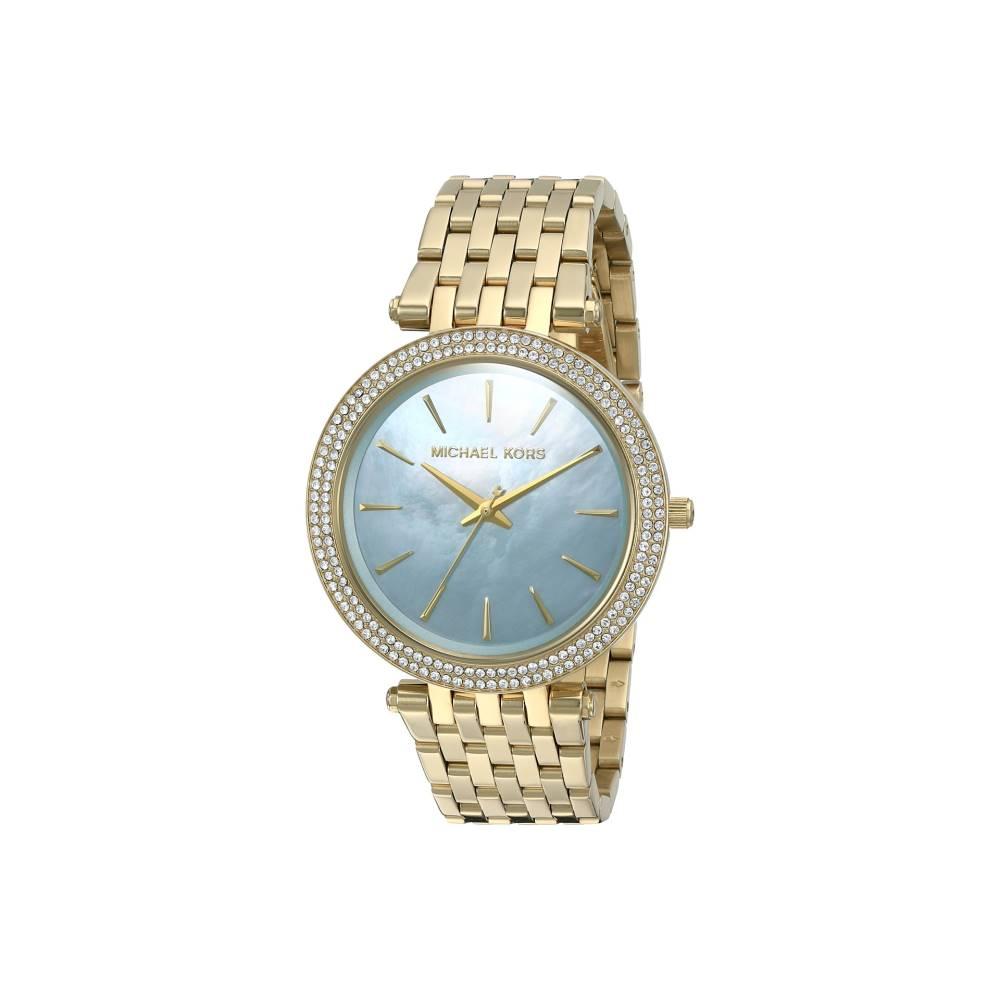 マイケル コース Michael Kors レディース アクセサリー 腕時計【Darci】MK3498 - Gold マイケル コース レディース アクセサリー 腕時計 【サイズ交換無料】
