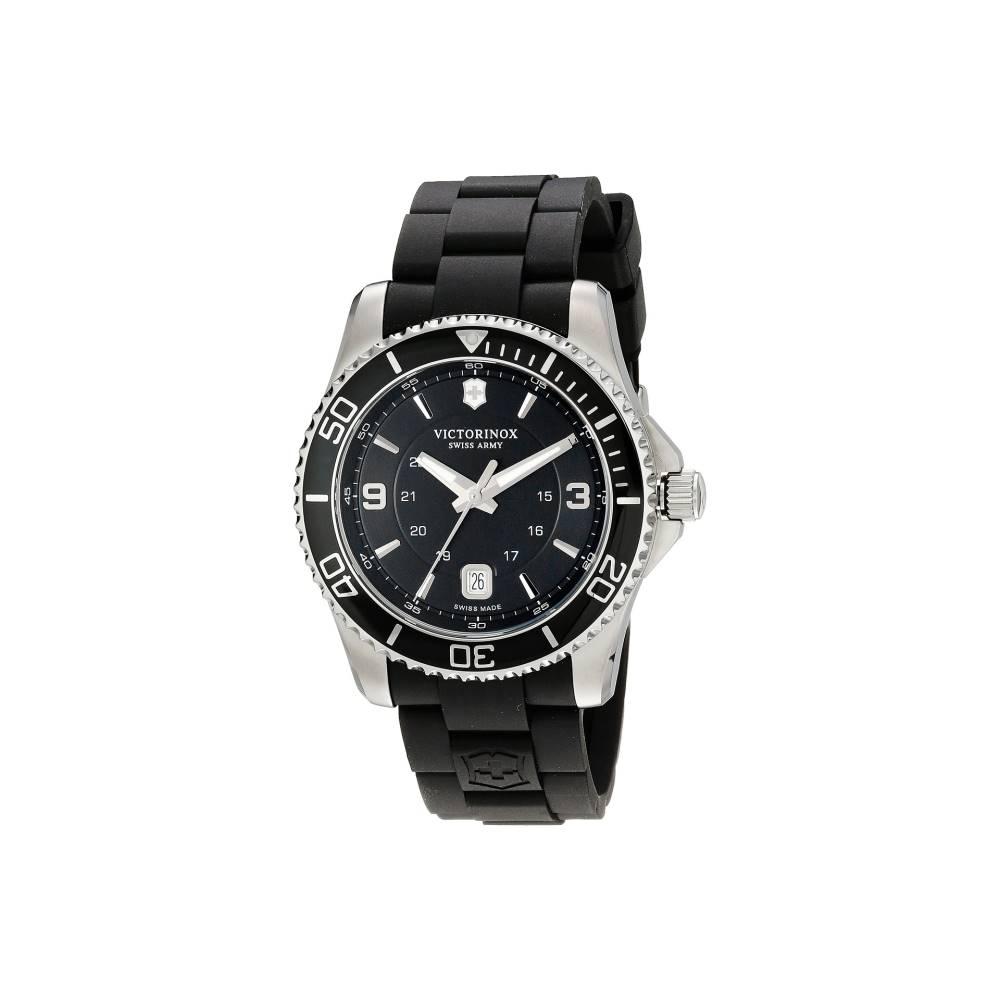 ビクトリノックス Victorinox メンズ アクセサリー 腕時計【Maverick 241698】Black ビクトリノックス メンズ アクセサリー 腕時計 【サイズ交換無料】