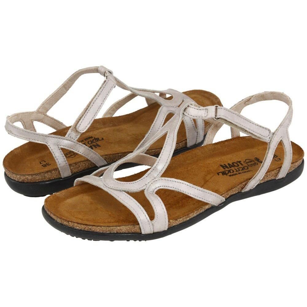 ナオトフットウェアー レディース シューズ・靴 サンダル・ミュール【Dorith】Quartz Leather ナオトフットウェアー レディース シューズ・靴 サンダル・ミュール Quartz Leather 【サイズ交換無料】