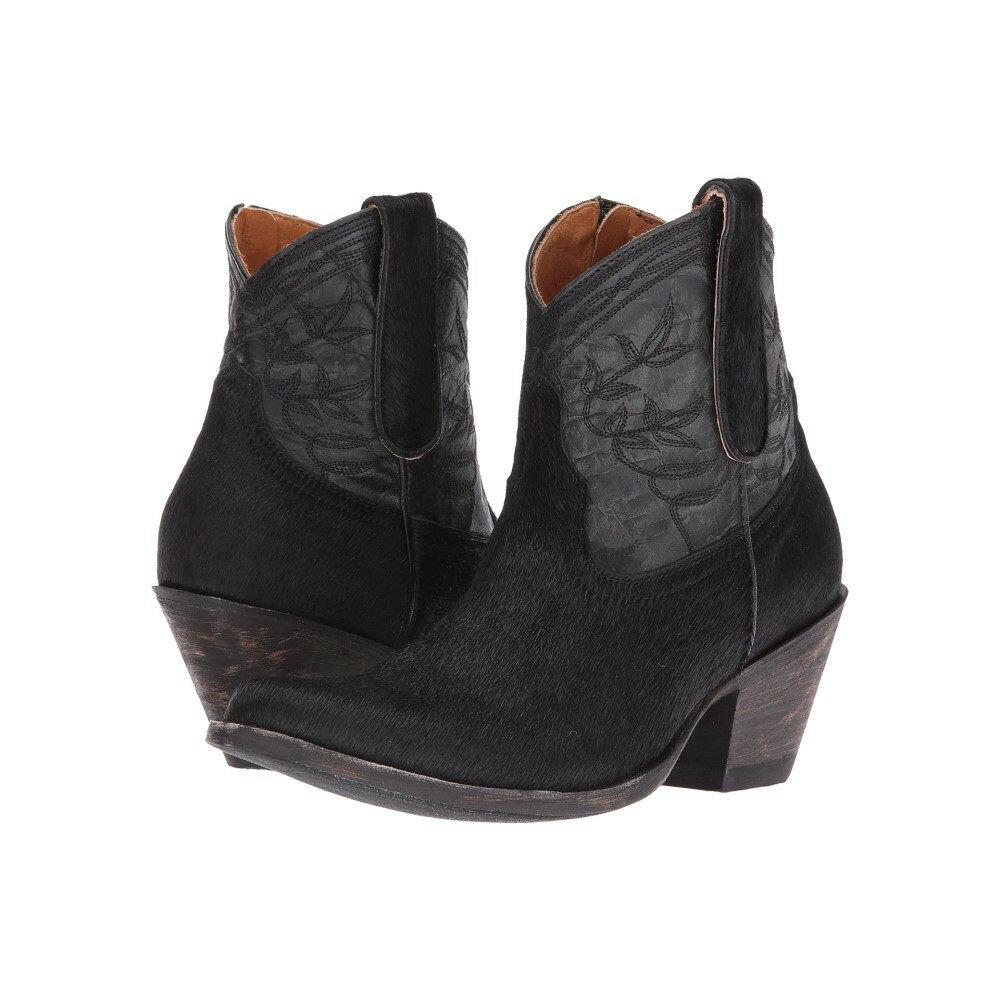 オールドグリンゴ レディース シューズ・靴 ブーツ【Polopony】Black オールドグリンゴ レディース シューズ・靴 ブーツ Black 【サイズ交換無料】