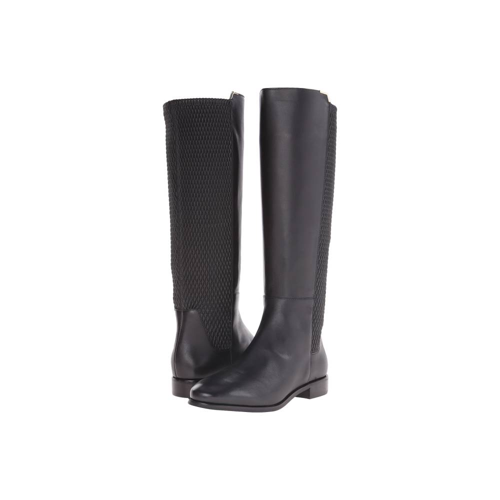 コールハーン レディース シューズ・靴 ブーツ【Rockland Boot】Black Leather コールハーン レディース シューズ・靴 ブーツ Black Leather 【サイズ交換無料】