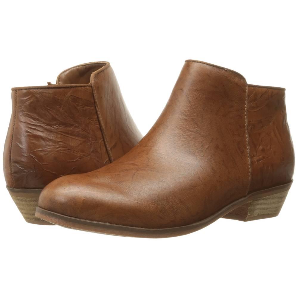 ソフトウォーク レディース シューズ・靴 ブーツ【Rocklin】Cognac Vintage Waxy Wrinkled Leather ソフトウォーク レディース シューズ・靴 ブーツ Cognac Vintage Waxy Wrinkled Leather 【サイズ交換無料】