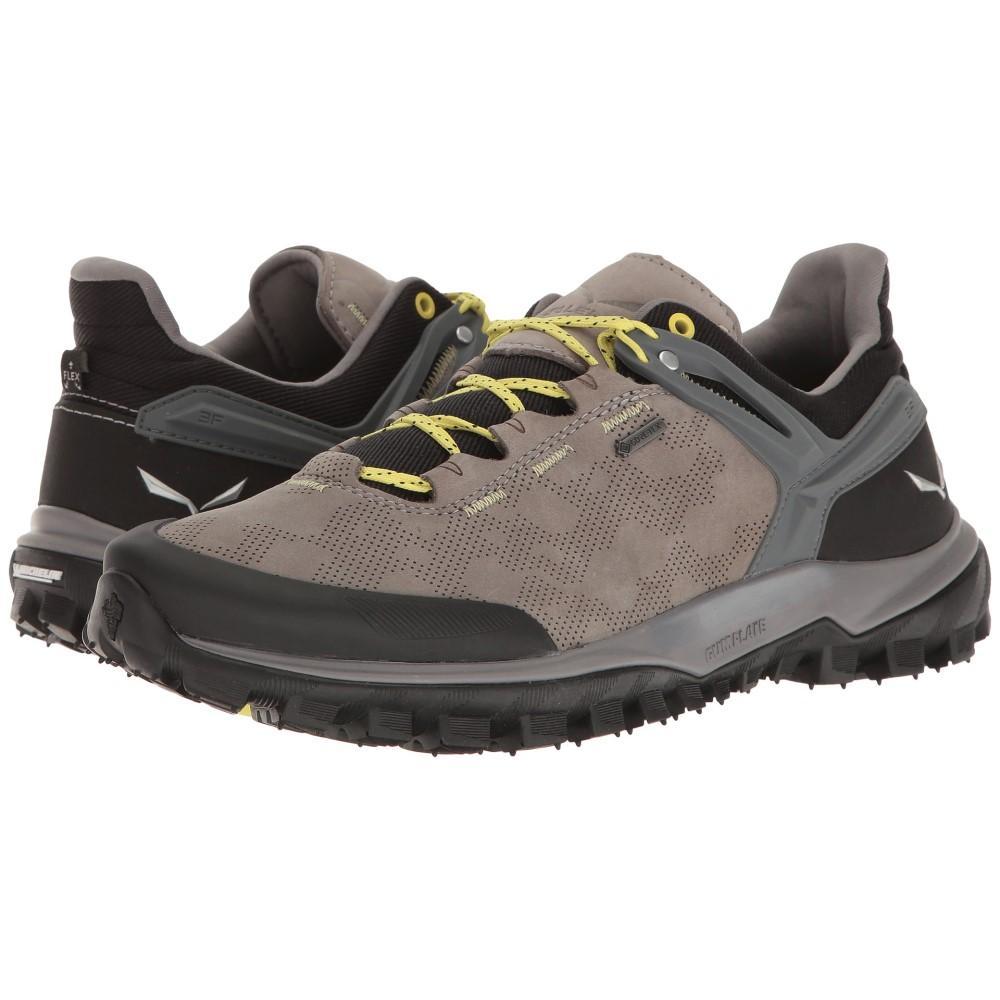 サレワ レディース シューズ・靴 スニーカー【Wander Hiker GTX】Sauric/Limelight サレワ レディース シューズ・靴 スニーカー Sauric/Limelight 【サイズ交換無料】