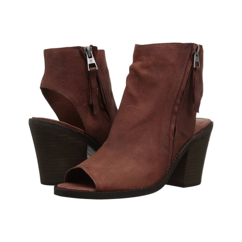 ラッキーブランド レディース シューズ・靴 ブーツ【Terrie】Oxblood ラッキーブランド レディース シューズ・靴 ブーツ Oxblood 【サイズ交換無料】